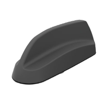 4G/3G/2G Shark Fin Antenna for Emergency Service